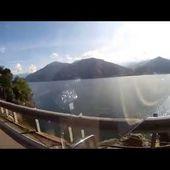 Goldwing Unsersbande - Cannero Riviera départ vers St Gottard
