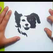 Como dibujar un perro paso a paso 39 | How to draw a dog 39