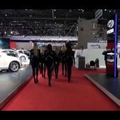 87th GimsSwiss - Geneva International Motor Show 2017