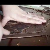 Linogravure - minitutoriel - LesDoigtsNoirs - Linocut