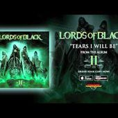 "Lords Of Black ""Tears I Will Be"""