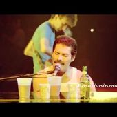 Queen (Freddie Mercury) The show must go on (Live fake)