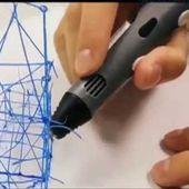 Pinceau 3D Brush Leonard - Le nouveau stylo 3D en video