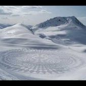 ♦ Snow Art - Simon Beck ♦