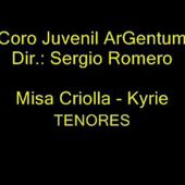 MISA CRIOLLA - 1 KYRIE (TENORES)