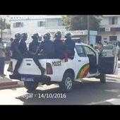 Sénégal: La Police disperse brutalement la marche de l'opposition