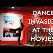 "DANCE INVASION AT THE MOVIES (with ""BALLERINA"", The Movie)"