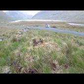 Goldwing irlande louisburgh leenane R335 le conémara abords