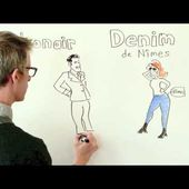 French Phrases Hidden in English Words