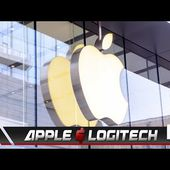 Apple Is Teaming Up With Logitech On Autonomous Cars