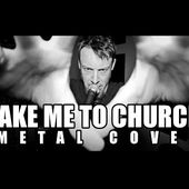 Take Me To Church (metal cover by Leo Moracchioli)