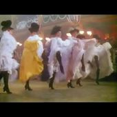 Moulin Rouge (1952 Film) Can-Can Dance (HD)