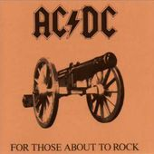 ACDC- For Those About To Rock (with lyrics)