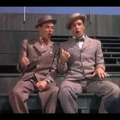 "Frank Sinatra and Gene Kelly - ""Yes, Indeedy"" from Take Me Out To The Ball Game (1949)"
