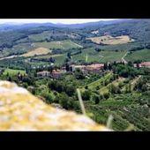 Goldwing Unsersbande - San Gimignano Toscane