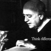"""Die verwaltete Welt - Adorno u. Horkheimer über Leidenschaften, Charakter, Psychoanalyse, Individualismus, Liebe, Wirtschaft, Kategorisierungen Freund/Feind, """"freiwillige"""" Unterwerfung, Verknechtung - Sabeth schreibt"""