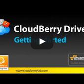 CloudBerry Drive: Getting Started