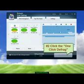 how to defrag your hard disk fast and easily with Amigabit Disk Defrag
