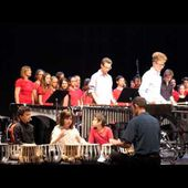 Kolossal Concert Epinal Percussions traditionnelles Avril 2017