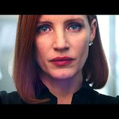 MISS SLOANE Bande Annonce (Jessica Chastain - Thriller, 2017)