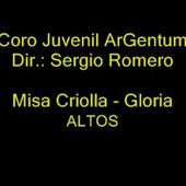 MISA CRIOLLA - 2 GLORIA (ALTOS)