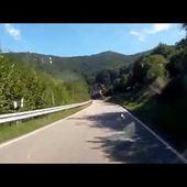 Goldwing Unsersbande ballade vers Nord Alsace 3