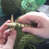 knit in front and back (kfb) tutorial