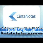 CintaNotes - a Quick and Simple Notes App for Windows