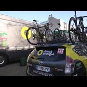 En immersion avec le Team DE Amstel Gold Race