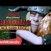 Chicken Speaks | DRAGONS: RACE TO THE EDGE