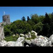 Goldwing Unsersbande Castello dos mouros 1