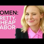 Pinksourcing With Kristen Bell | Celebs Have Issues Ep. 1