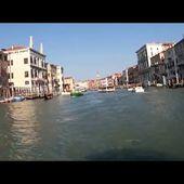 Goldwing - La descente du grand canal à Venise