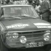 Bandama rally in Ivoorkust (1973)
