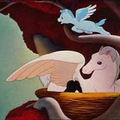 fantasia walt disney's 1940 original movie part 1-with pegasus and their babies
