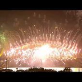 Welcome to 2017! See the best of Sydney New Year's Eve Fireworks