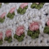 Window Flower Stitch