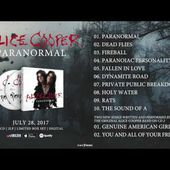 "Alice Cooper - The Official Paranormal Pre-Listening - The new album ""Paranormal"" out July 28, 2017"