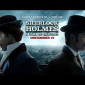 Sherlock Holmes A Game Of Shadows - Main Theme