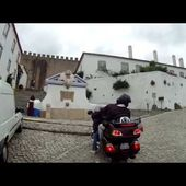 Goldwing Unsersbande portugal Obidos 2