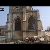 La destruction des églises de France