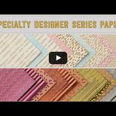 Specialty Designer Series Paper by Stampin' Up!