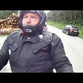 Goldwing - retour du Tyrol Nauders 2