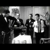 Love In The Afternoon 1957 Gary Cooper with the gipsy band