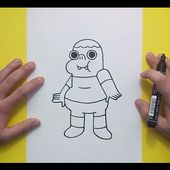 Como dibujar a Clarence paso a paso - Clarence | How to draw Clarence - Clarence