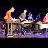 Concert Epinal Conservatoire Strasbourg Percussions Avril 17