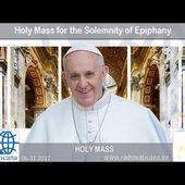 06.01.2017 Sainte Messe de l'Epiphanie