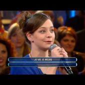 N'oubliez pas les paroles 15 avril 2014 Maestro Lucia contre Julie Servin