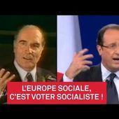 35 ans de promesses d'Europe sociale en bref