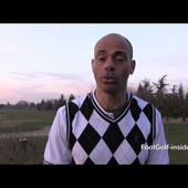 FootGolf - Jean-Charles Trouabal sur le green